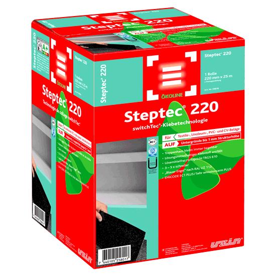 Super Steptec | UZIN. Und der Boden gehört dir. FT44