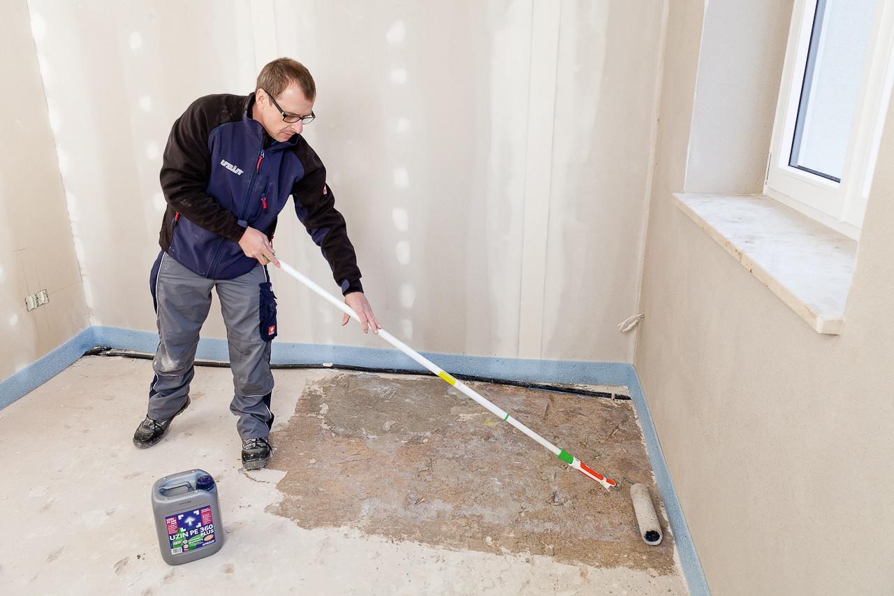 Fußboden Unebenheiten Ausgleichen ~ Große unebenheiten mit extrem niedrigem flächengewicht uzin