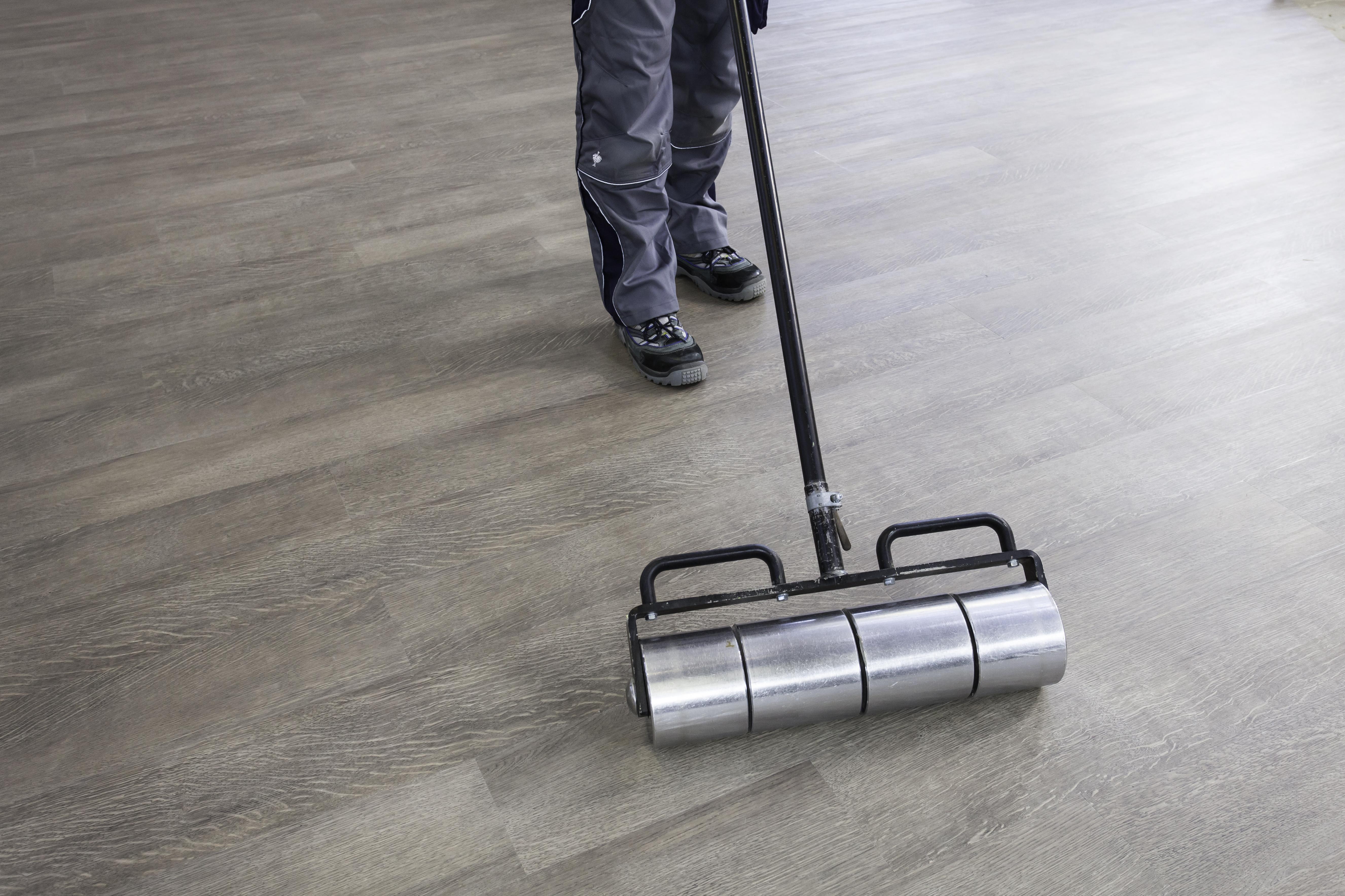 Duo pressure roller Flooring Installation Tools flooring tools